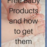 Free Baby Products And How To Get Them