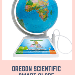 Oregon Scientific Smart Globe Adventure | Review