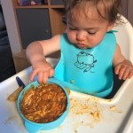 Freddie puts the Milkymouth  Baby Weaning Set to the test!