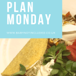 Meal Plan Monday 20.01.20