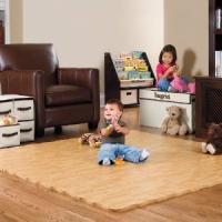 Área de juegos segura para niños