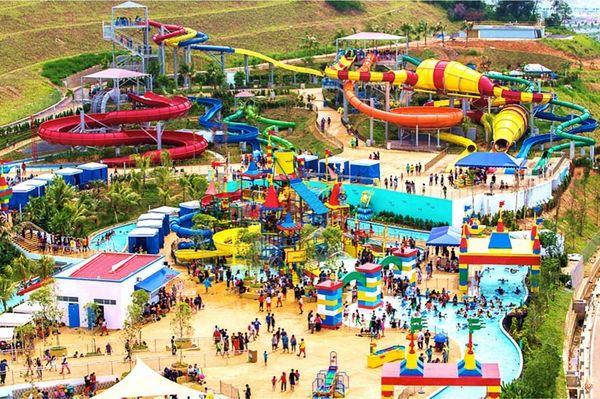 Legoland Water Park Malaysia 1 Lego makes a splash in Malaysia