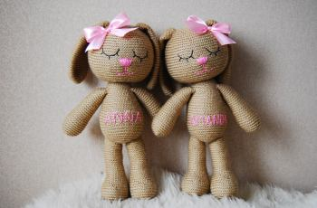 Ar Mīlestību Ida: Tamborētas rotaļlietas