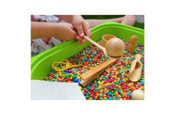 Busy Box: Montessori attīstošie komplekti