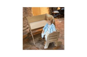 Bērnu galdiņa un krēsla komplekts Wheel