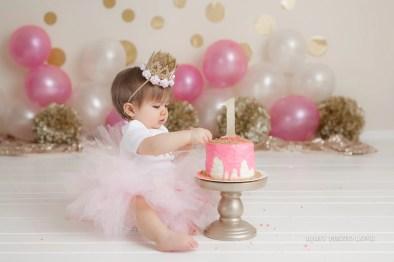 Cake Smash Baby Splash