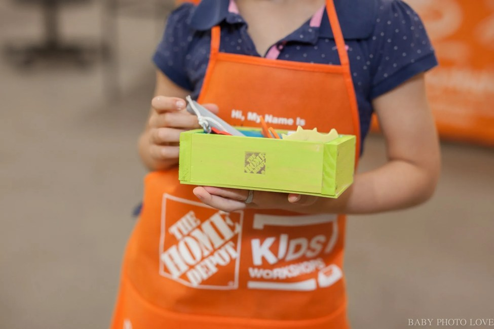 Lifestyle Session | Home Depot Workshop | Hudson, OH Photography