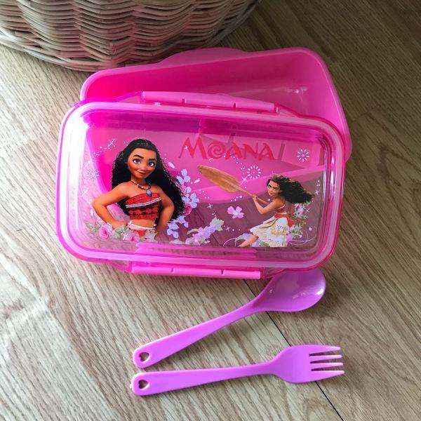 กล่องอาหาร Moana Lunch Box