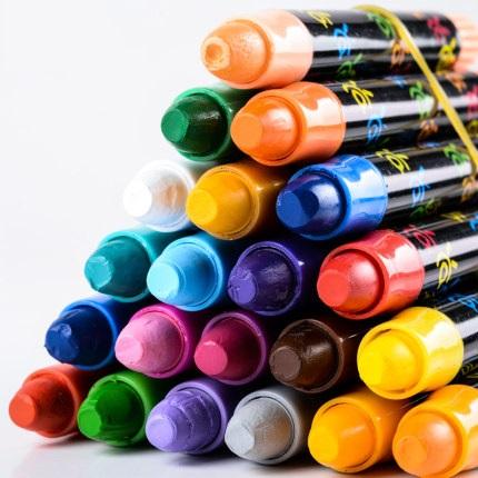 Silky Crayon