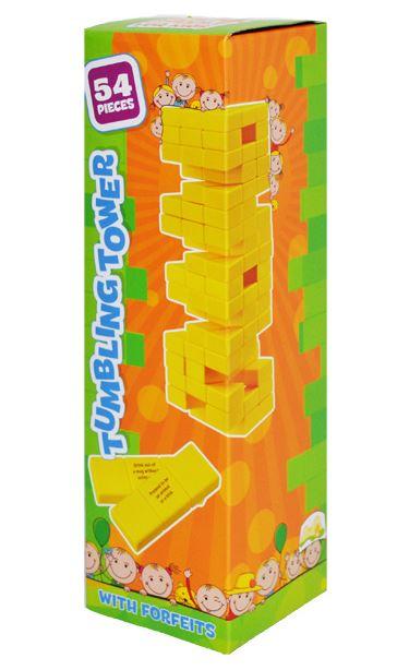 Tumbling Tower