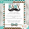 mustache Printable Dont Say Baby Game pdf