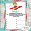 little pilot printable baby shower games blind tasting baby food
