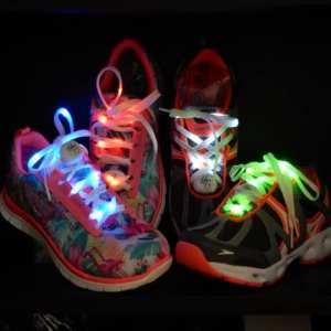 Svetleće LED Pertle 7 boja