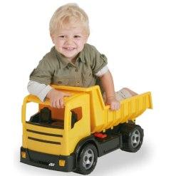 Veliki deciji kamion kiper