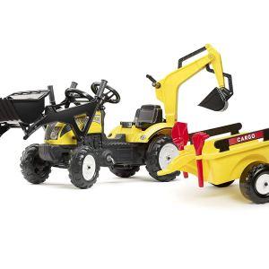Traktor na pedale Ranč
