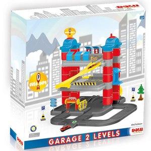 Auto garaža na 3 nivoa