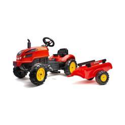 traktor na pedale