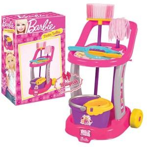 Barbie set za čišćenje