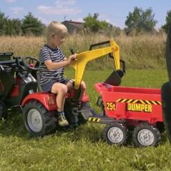 Traktor Case konstruktor