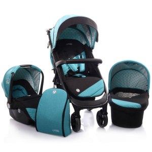 Kolica za bebe Noble 3u1