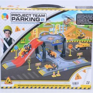 Građevinski parking set