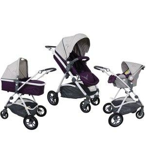 Kolica za bebe Smart Trio 3u1
