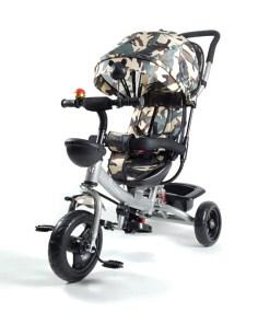 Tricikl Playtime army