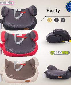 Autosedište Roady Isofix