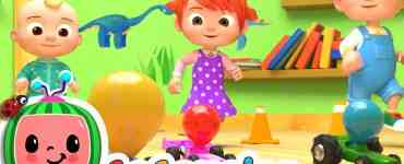 Toy Balloon Car Race
