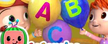 ABC Song with Balloons