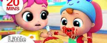 Yum Yum Baby Loves Spaghetti