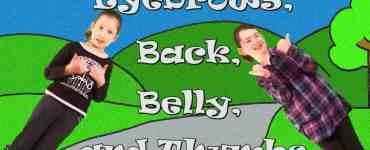 Cheeks Chin Neck and Bum