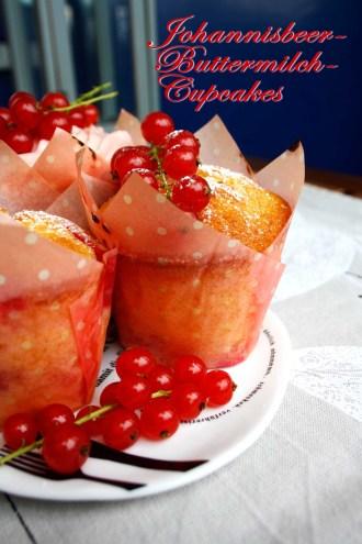 Bottermilk Cupcakes