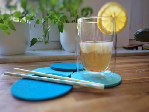 Lemon and Redcurrant Icetea