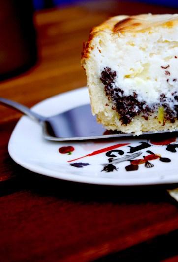 Poppy Cheesecake
