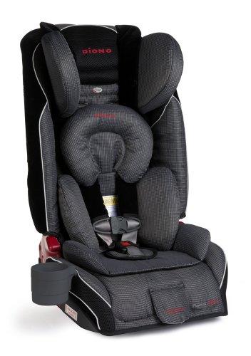 Diono Radian RXT Convertible Car Seat, Shadow