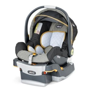 Chicco Keyfit 30 Infant Car Seat and Base, Sedona - full view