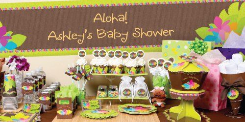 Luau Themed Baby Shower Ideas Baby Shower Ideas Themes
