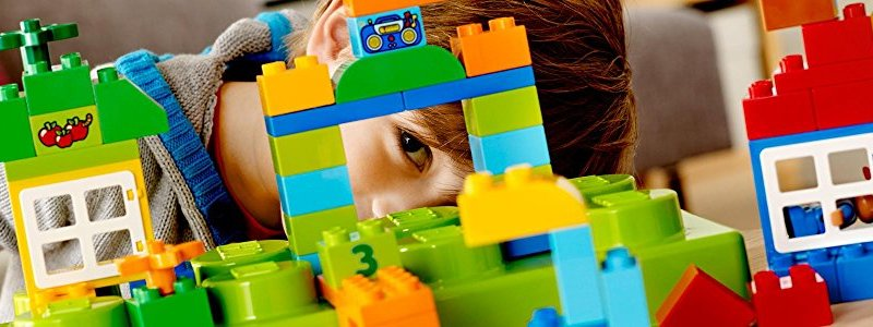 Best Toy you can give to your baby (LEGO)