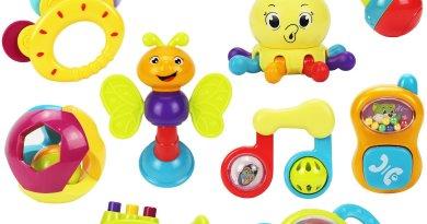 Cheap baby toys – iPlay, iLearn