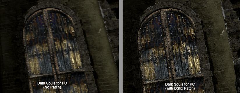 Dark Souls PC Graphics Patch (DSfix)