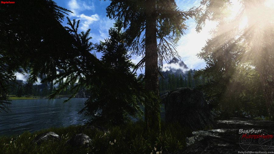 How to make Skyrim look better than Ultra Settings (RealVision ENB mod + more)