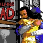 What if The Walking Dead was a Commodore 64 game?