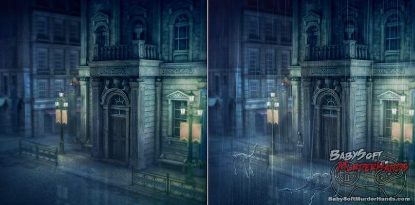 New screenshots for Sony's art game Rain