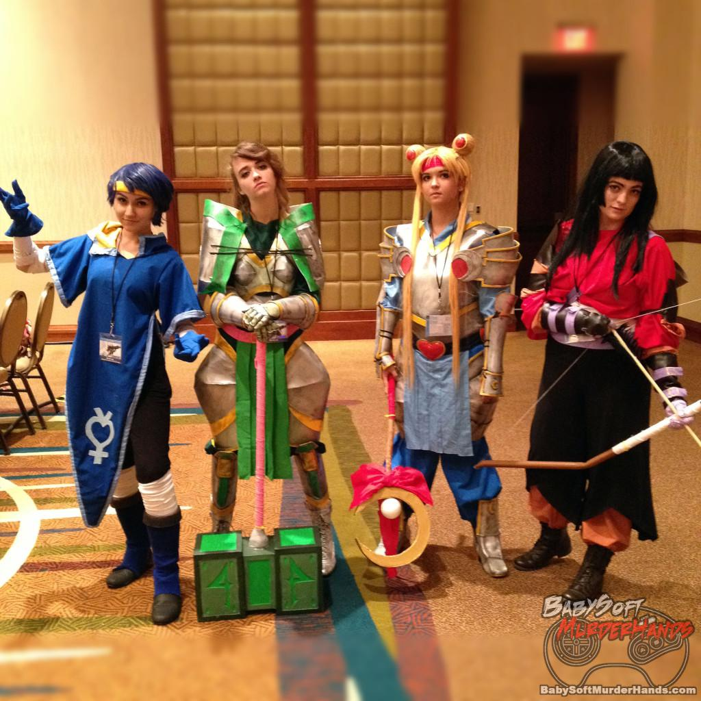 Anime Cosplay Gallery (SABOTEN CON 2015