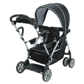Graco Roomfor2 Click Connect Stand and Ride Stroller Review