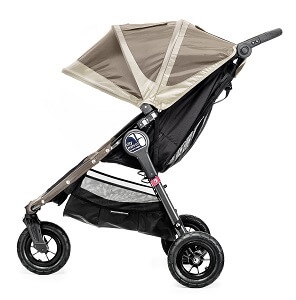 Baby Jogger 2014 City Mini GT Single Stroller Review
