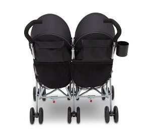 J is for Jeep Brand Scout Double Stroller
