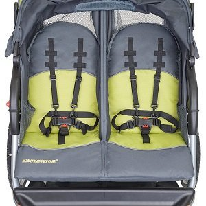 Baby Trend Expedition Double Jogger Stroller Review