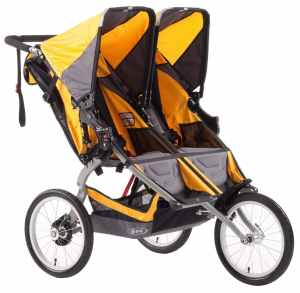 BOB Ironman Double Jogging Stroller